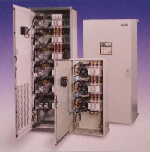 Mr Power factor correction equipment Image