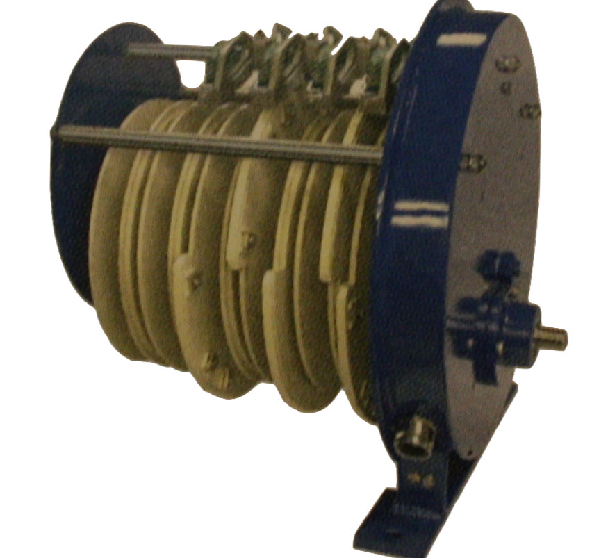 Geared cam limit switch Image