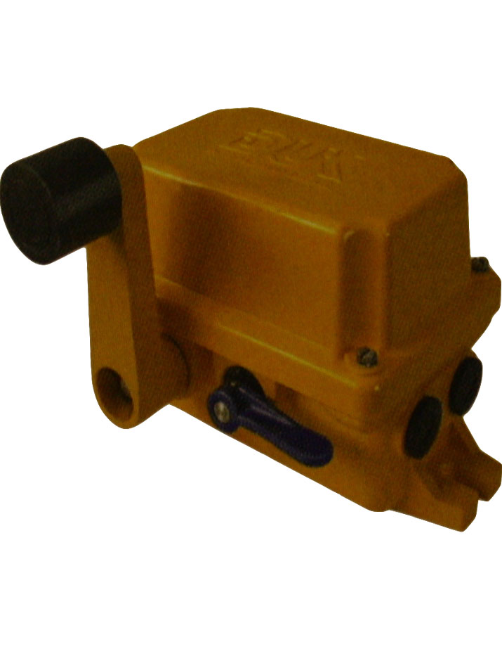 Lever limit switch Image